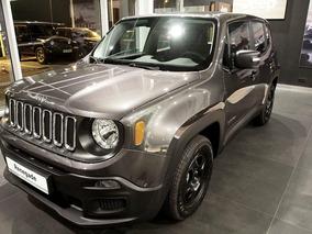 Jeep Renegade -0km-2018- Anticipo $85000 O Tu Usado