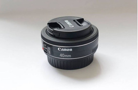Lente Canon 40 Mm