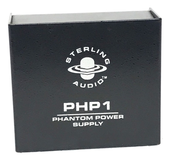 Phantom Power Php 1 Sterling Audio - Fotos Reais