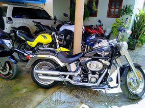 Harley Fat Boy 2013