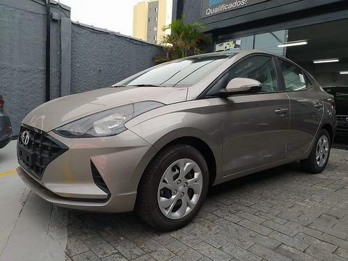 Hyundai Hb20s 1.0 12v Vision 21/21-0km Preço Real!