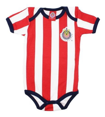 Imagen 1 de 8 de Pañalero Chivas Futbol Original - Ropa Bebe