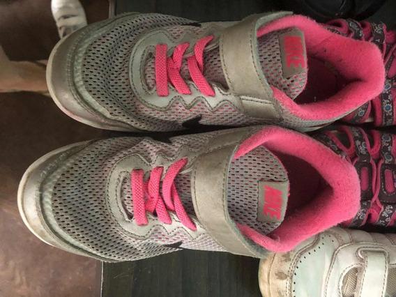Zapatillas Nike Niña Talle 27