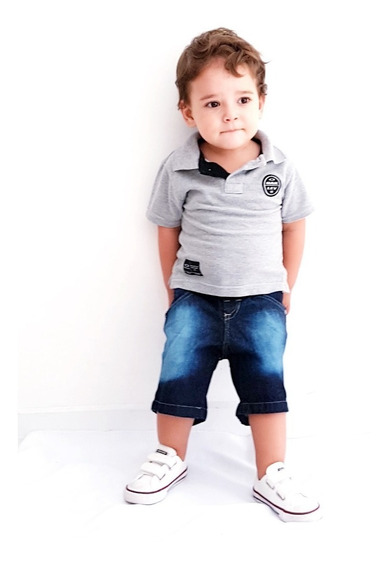 Shorts Infantil Masculino