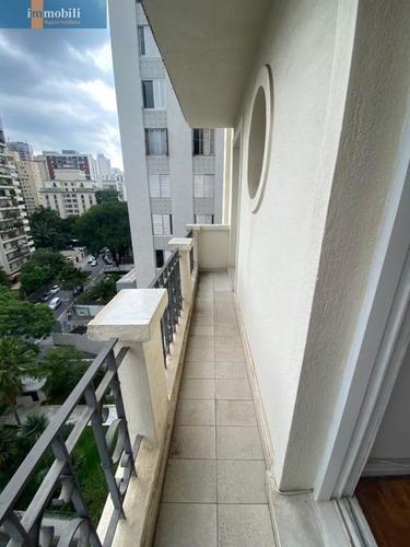 Apartamento Para Venda No Bairro Santa Cecília Em São Paulo - Cod: Pc102188 - Pc102188