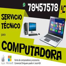 Servicio Técnico Para Computadoras.