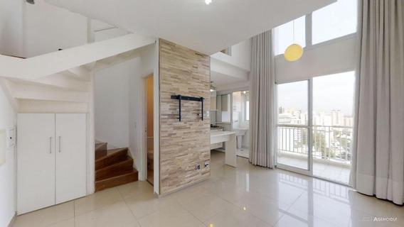 Loft Em Morumbi, São Paulo/sp De 48m² 1 Quartos À Venda Por R$ 399.000,00 - Lf257816