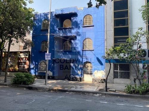 Renta Local En Planta Baja, Colonia Cuauhtémoc