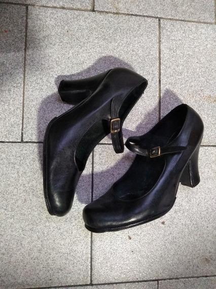 Indumentaria Y Calzado Completo Para Baile Flamenco