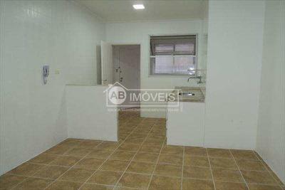Apartamento Em Santos Bairro Boqueirão - A2741