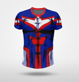 Remera Toshinori Yagi - All Might -my Hero Academia