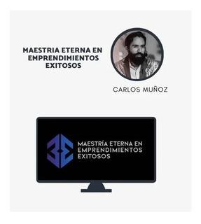 Curso Carlos Muñoz- Maestria Eterna