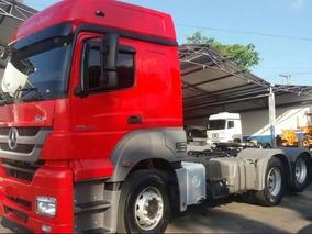 Mercedes-benz Axor 2544 6x2 14/14 Teto Alto