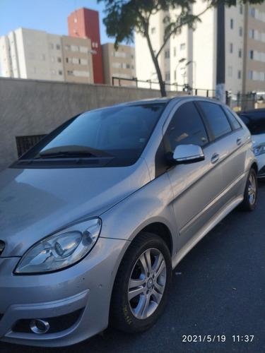 Imagem 1 de 7 de Mercedes-benz Classe B 2010 1.7 Comfort 5p