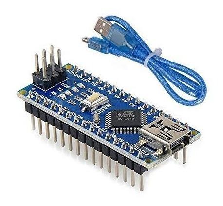 Arduino Nano 5 Uni. C/ Cabo Usb