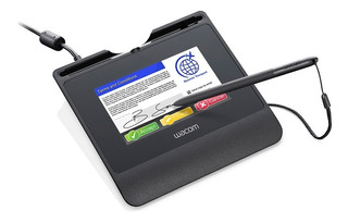 Tableta Firma Digital Wacom Stu-541 Lcd Signature Pad Local