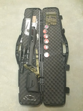 Rifle Pcp Umarex Gauntlet