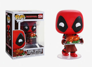 Funko Pop Deadpool Super Hero 534 Marvel Nuevo Original
