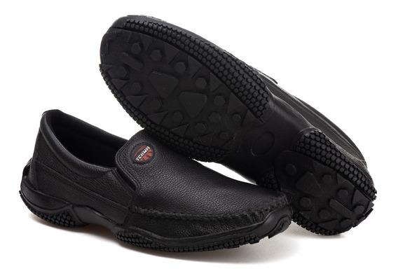 Mocassim Masculino Sapatilha Tchwm Shoes Confortável 16.000