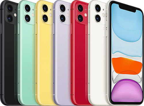 iPhone 11  128gb, Nuevo, Caja Sellada, Libre
