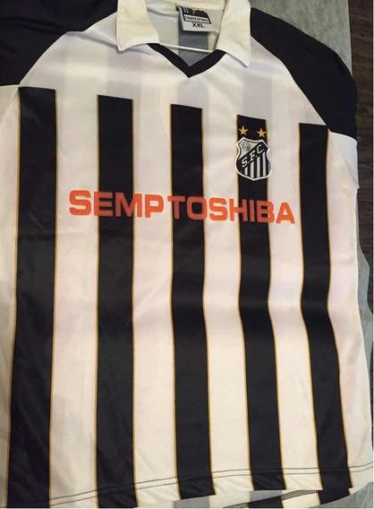 Camiseta Santos Fc Talle Xxl