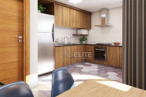 Cobertura Com 2 Dormitórios À Venda, 79 M² Por R$ 379.000,00 - Santa Maria - Santo André/sp - Co1576