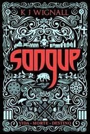 Livro Sangue (vol 1 Trilogia O Vampi Wignall K J