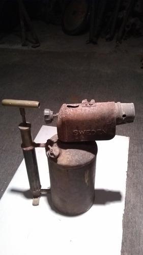 Soplete Manual A Combustible Multiusos Crisoles Y Cucharas