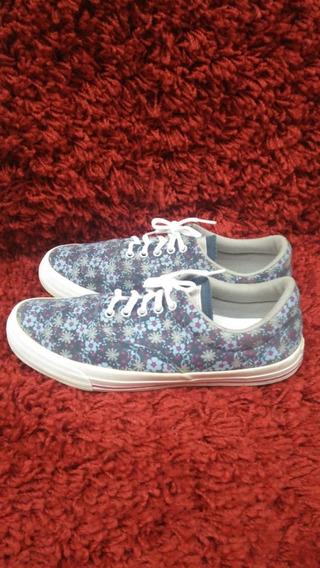 946 Tênis Converse, Estampa Floral