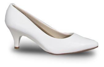 Beira Rio 407615 Zapato Stiletto Taco Medio Mujer