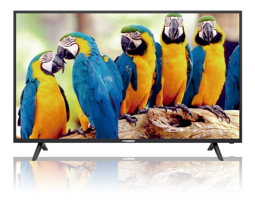 Smart Tv Star Gold 55 4k Uhd Android Nueva+ Soporte+ 2 Añosg
