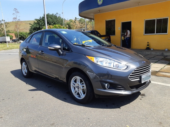 Ford Fiesta Sedan 1.6 16v Sel Flex Powershift 4p 2017