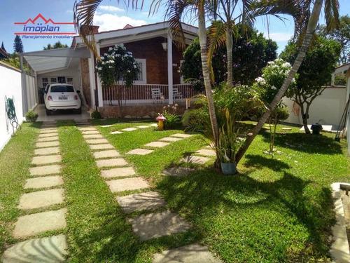 Imagem 1 de 30 de Casa Com 4 Dormitórios À Venda, 309 M² Por R$ 1.300.000,00 - Vila Esperia Ou Giglio - Atibaia/sp - Ca2807