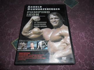 Arnold Schwarzenegger Fisiculturismo Dvd 25 Aniversario