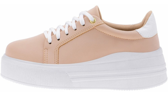 Tenis Feminino Onça Sola Plataforma Sapatenis Sapato Alto G2