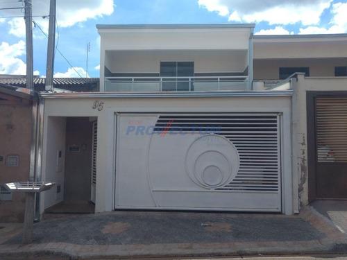 Casa À Venda Em Parque Nova Carioba - Ca274032