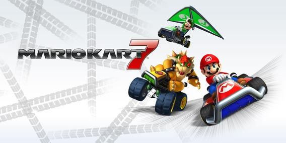 Cartucho Mario Kart 7