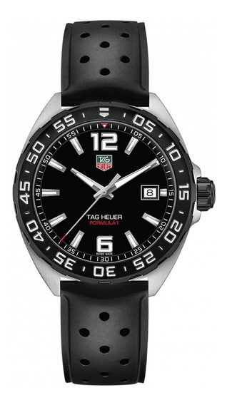 Tag Heuer Formula 1 41mm Quartz Data Waz1110.ft8023ft8