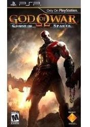 God Of War Ghost Of Sparta Psp Nuevo Sellado
