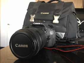 Kit Canon T3i Eos Rebel, Com Duas Lentes (18-55mm/55-250m)