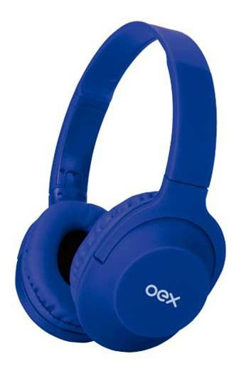 Headset Oex Flow Roxo Hs207
