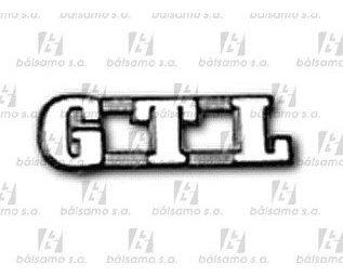 Imagen 1 de 2 de Emblema - G T L - R-12 - I18082