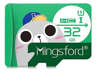 Mingsford 32g Micro Sd/tf Cartão Classe 10 Dispositivo De A
