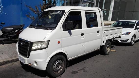 Gonow Mini Truck Doble Cabina M2 2012 Muy Buen Estado!