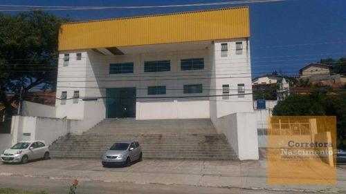 Imagem 1 de 30 de Ponto À Venda, 1 M² Por R$ 1.800.000 - Centro - Santa Branca/sp - Pt0245