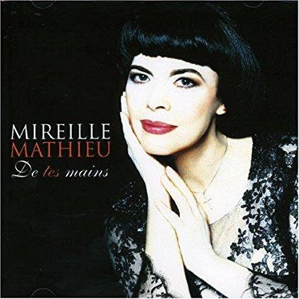 Mireille Mathieu - De Tes Mains Cd