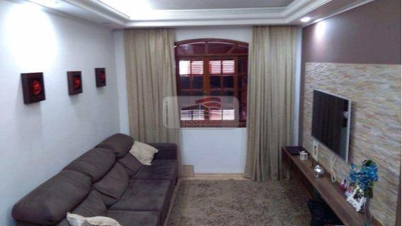 Sobrado Com 2 Dorms, Jordanópolis, São Bernardo Do Campo - R$ 477 Mil, Cod: 55 - V55