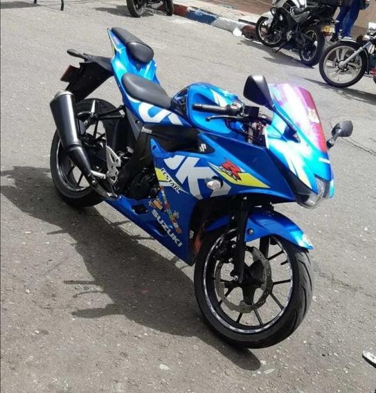 Suzuki Gsx-r 150 2020