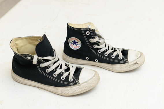 Zapatillas Converse All Star Botitas #33.5