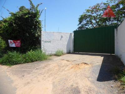 Chácara Com 3 Dormitórios À Venda Por R$ 750.000 - Lageado - Limeira/sp - Ch0064